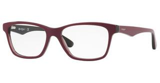 Vogue VO2787 2584 TOP DARK RED/RED TRANSPARENT