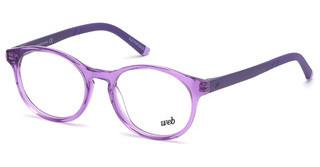 Web Eyewear WE5270 081 violett glanz