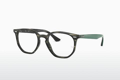 Designerglasögon Ray-Ban Hexagonal (RX7151 5800)