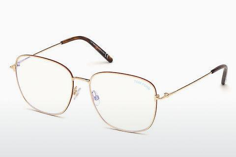 Designerglasögon Tom Ford FT5572-B 069