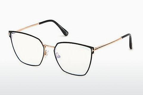 Designerglasögon Tom Ford FT5574-B 001