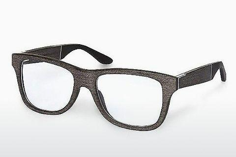 Designerglasögon Wood Fellas Prinzregenten (10900 black oak)
