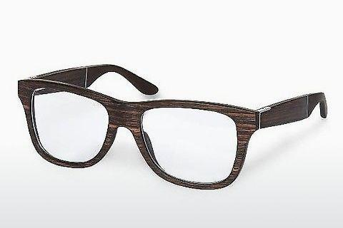 Designerglasögon Wood Fellas Prinzregenten (10900 ebony)