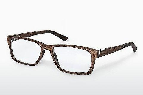 Designerglasögon Wood Fellas Maximilian (10901 walnut)
