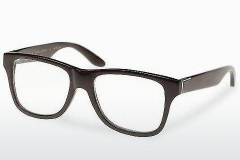 Designerglasögon Wood Fellas Prinzregenten (10903 dark brown)