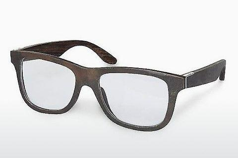 Designerglasögon Wood Fellas Prinzregenten (10906 grey)