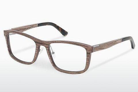 Designerglasögon Wood Fellas Giesing (10918 walnut)