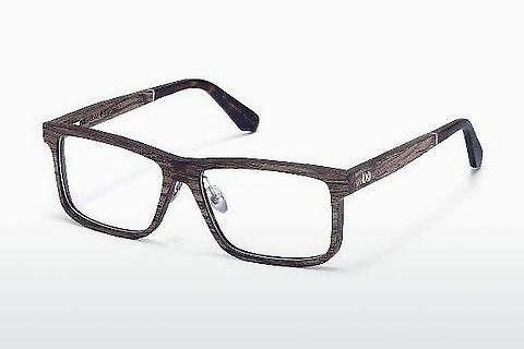 Designerglasögon Wood Fellas Eisenberg (10943 walnut)