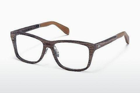 Designerglasögon Wood Fellas Schwarzenberg (10954 walnut)