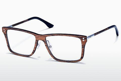 Designerglasögon Wood Fellas Kipfenberg (10989 walnut)