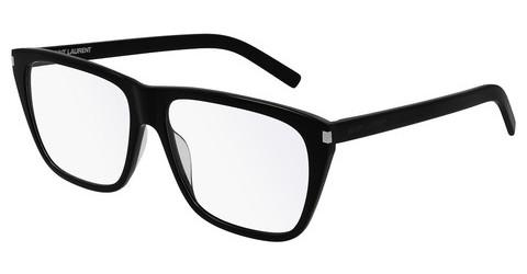 Designerglasögon Saint Laurent SL 434 SLIM 001