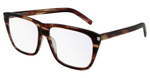Designerglasögon Saint Laurent SL 434 SLIM 004