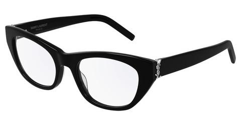 Designerglasögon Saint Laurent SL M80 001