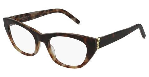 Designerglasögon Saint Laurent SL M80 003