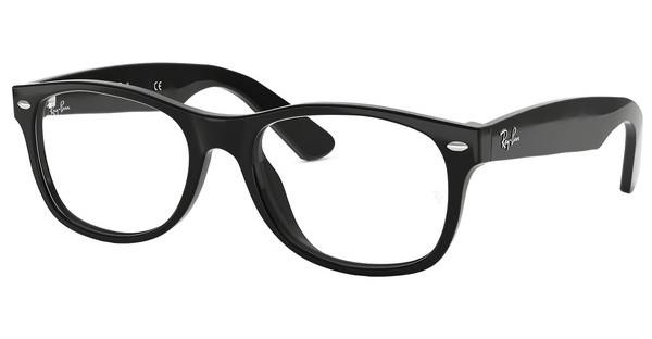 Ray-Ban   RX5184 2000 SHINY BLACK