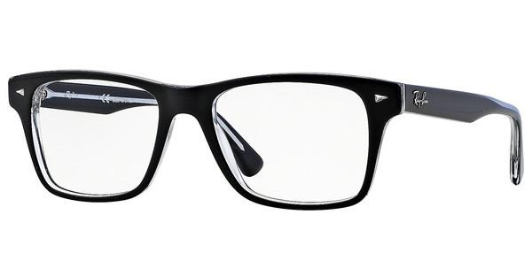 Ray-Ban   RX5308 2034 TOP BLACK ON TRANSPARENT