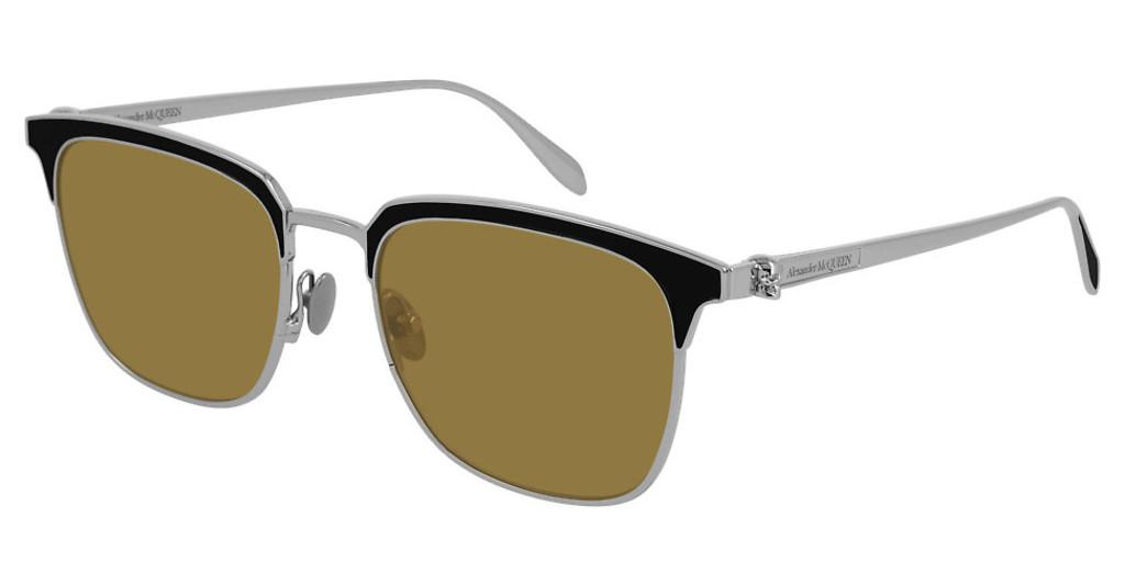 Alexander McQueen   AM0202S 002 YELLOWSILVER