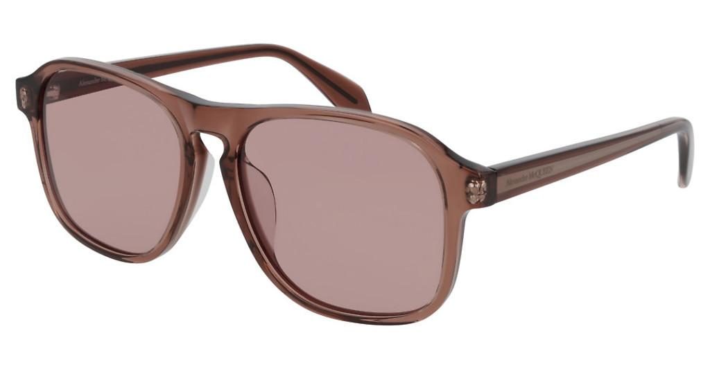 Alexander McQueen   AM0246SA 004 PINKBROWN