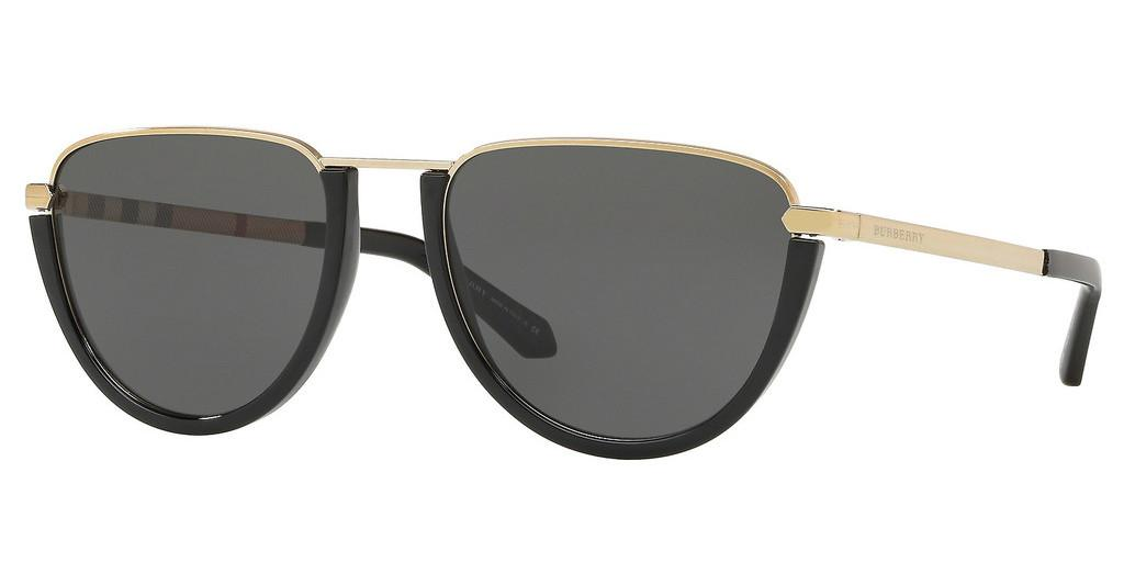 Burberry   BE3098 114587 GREYLIGHT GOLD/BLACK