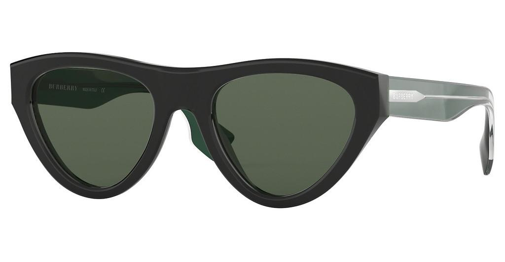 Burberry   BE4285 379571 GREENTRANSPARENT GREEN