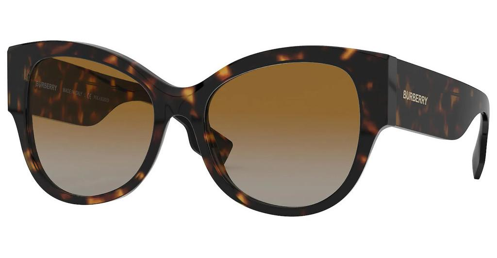 Burberry   BE4294 3002T5 POLAR BROWN GRADIENTDARK HAVANA