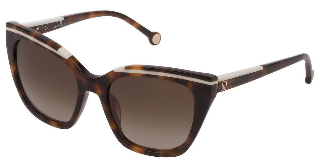 Carolina Herrera   SHE832N 01AY BROWN GRADIENTAVANA SCURA LUCIDA