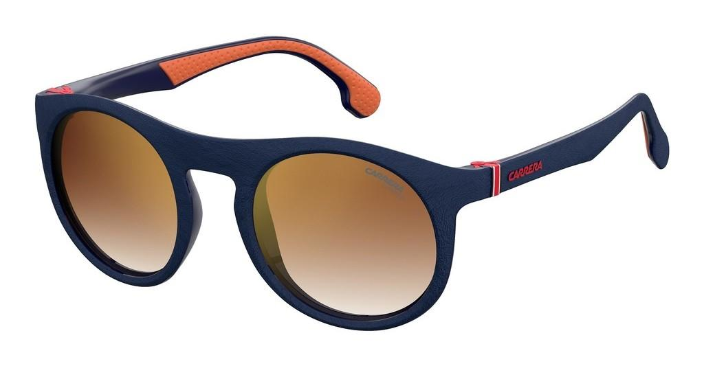 Carrera   CARRERA 5048/S FLL/JL BROWN SS GLDMTT BLUE