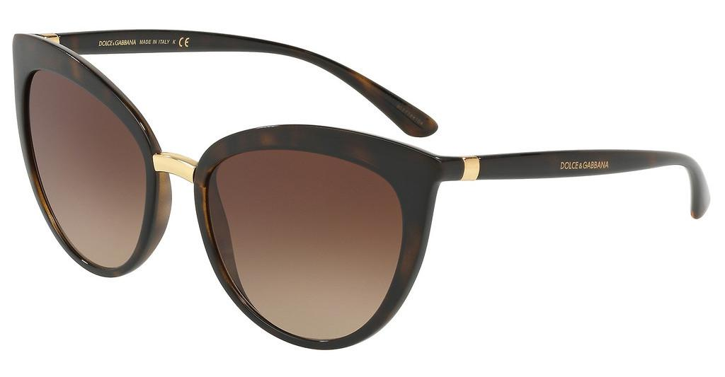 Dolce & Gabbana   DG6113 502/13 BROWN GRADIENT DARK BROWNHAVANA