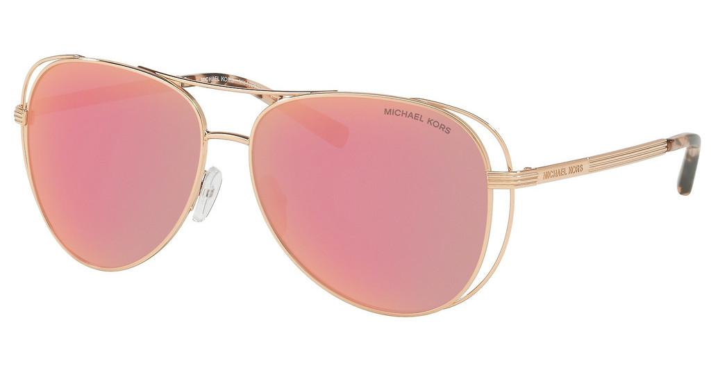 Michael Kors   MK1024 1174N0 ROSE GOLD MIRROR POLARSHINY ROSE GOLD - TONE