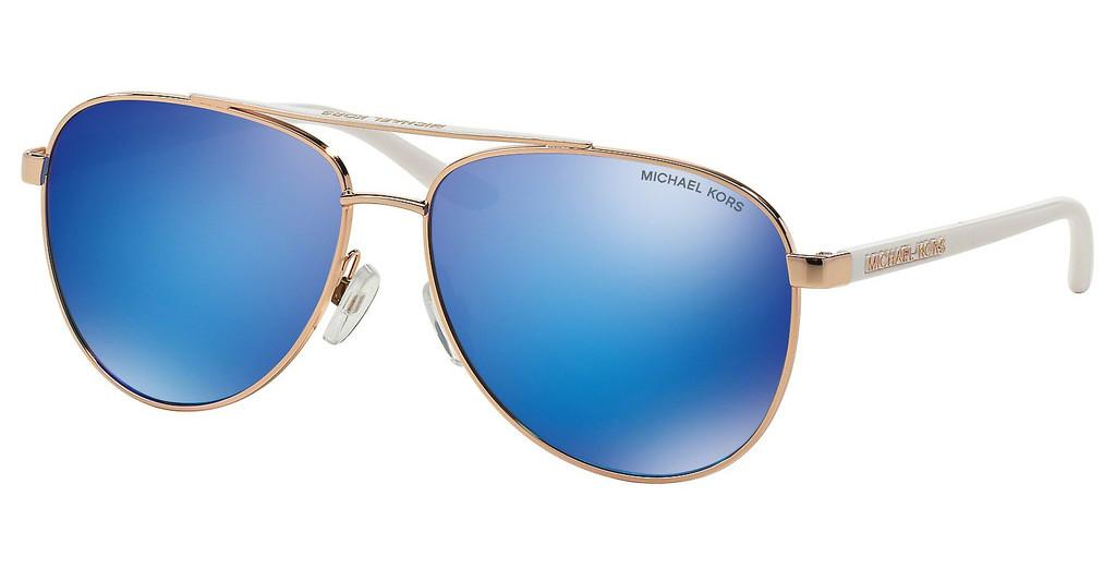 Michael Kors   MK5007 104525 BLUE MIRRORROSE GOLD WHITE