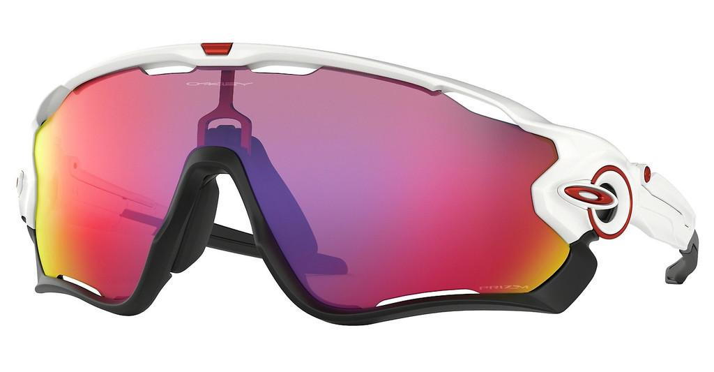 Oakley   OO9290 929005 PRIZM ROADPOLISHED WHITE