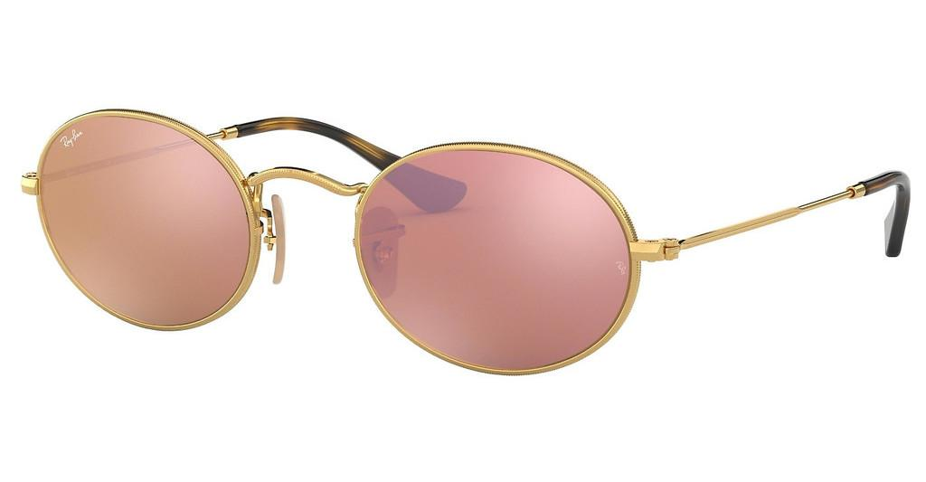 Ray-Ban   RB3547N 001/Z2 COPPER FLASHGOLD