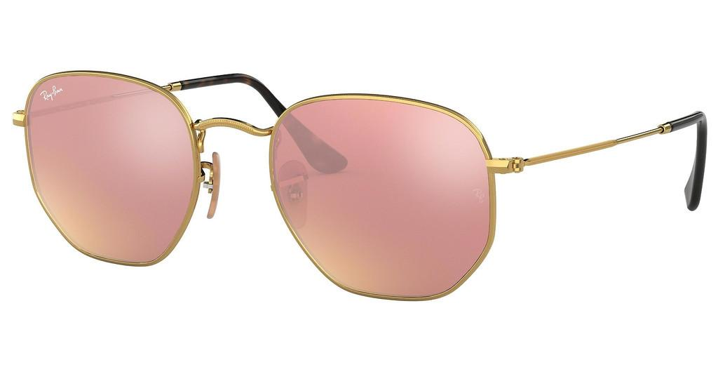 Ray-Ban   RB3548N 001/Z2 COPPER FLASHGOLD