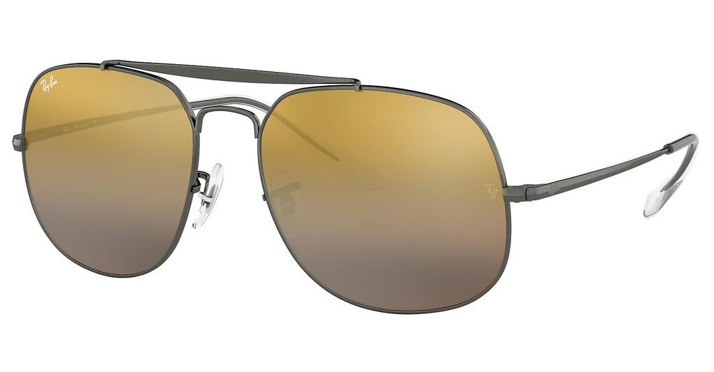 Ray-Ban   RB3561 004/I3 BROWN MIRROR SILVER GOLDGUNMETAL