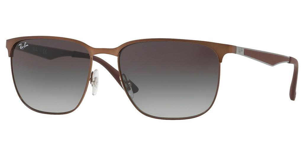 Ray-Ban   RB3569 121/11 LIGHT GREY GRADIENT DARK GREYBROWN