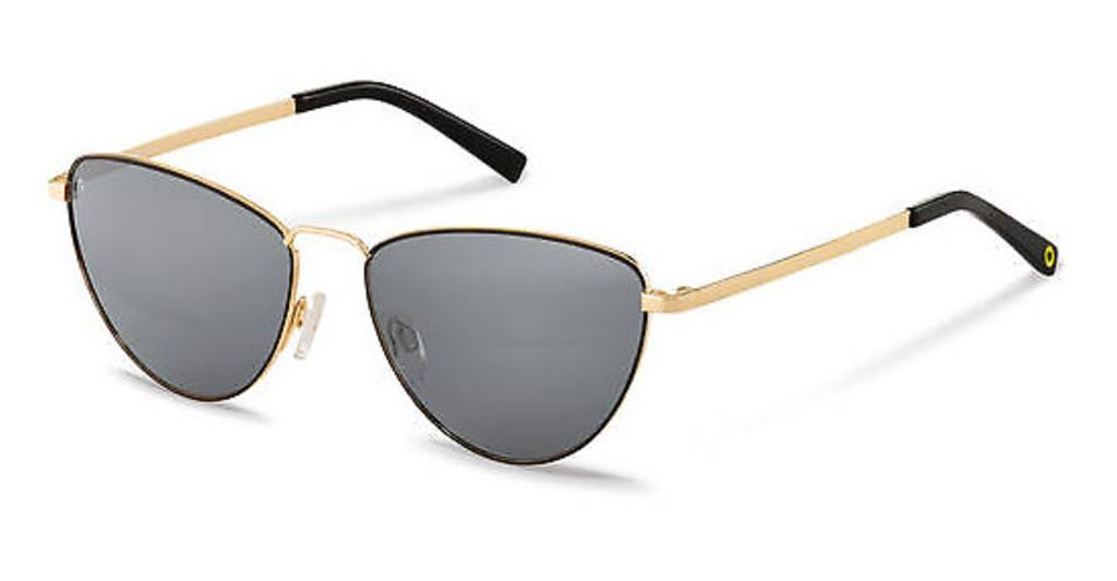 Rocco by Rodenstock   RR106 A black, gold