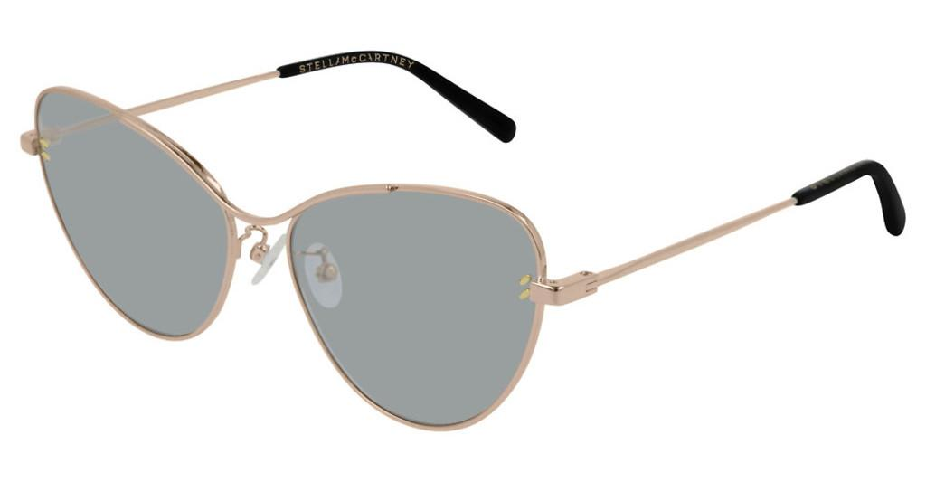 Stella McCartney   SC0157S 004 SMOKEGOLD