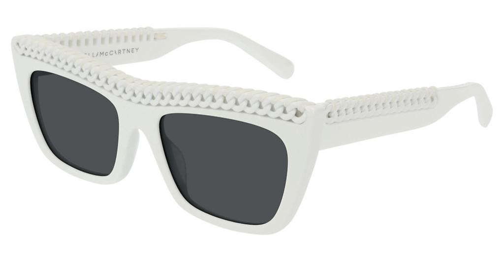 Stella McCartney   SC0194S 003 SMOKEWHITE