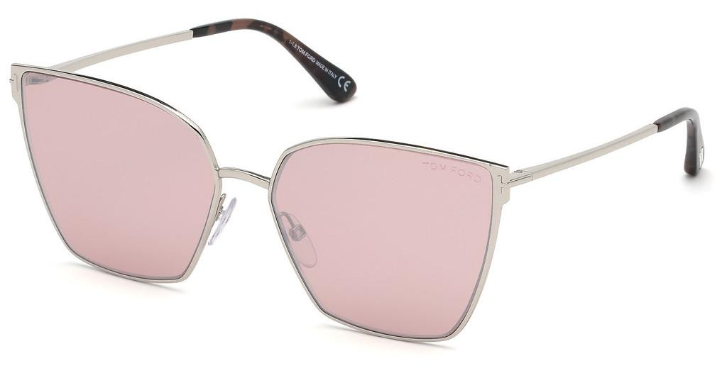 Tom Ford   FT0653 16Z verspiegeltpalladium glanz