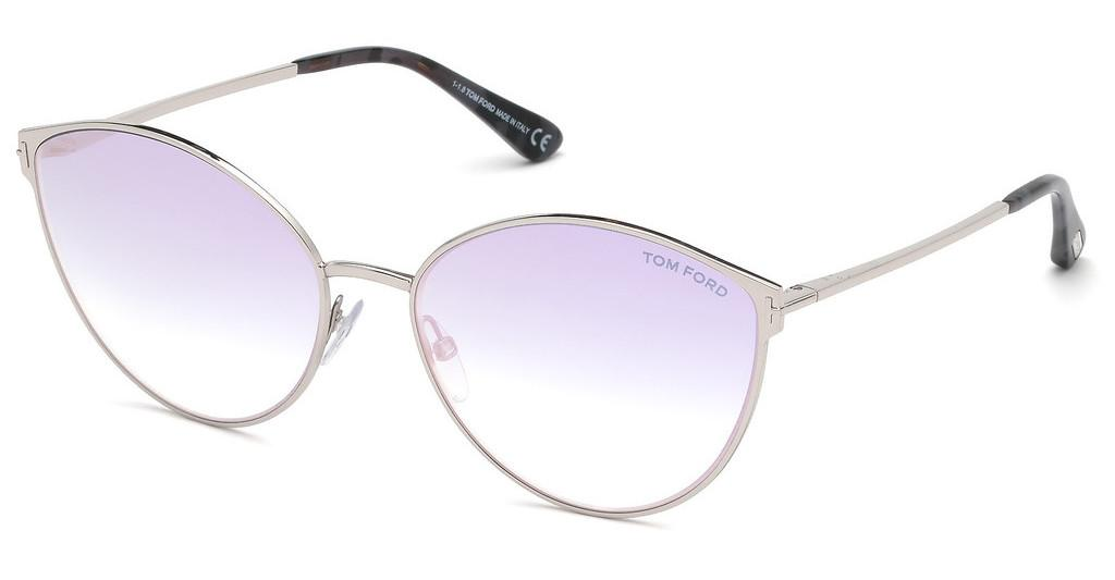 Tom Ford   FT0654 16Z verspiegeltpalladium glanz