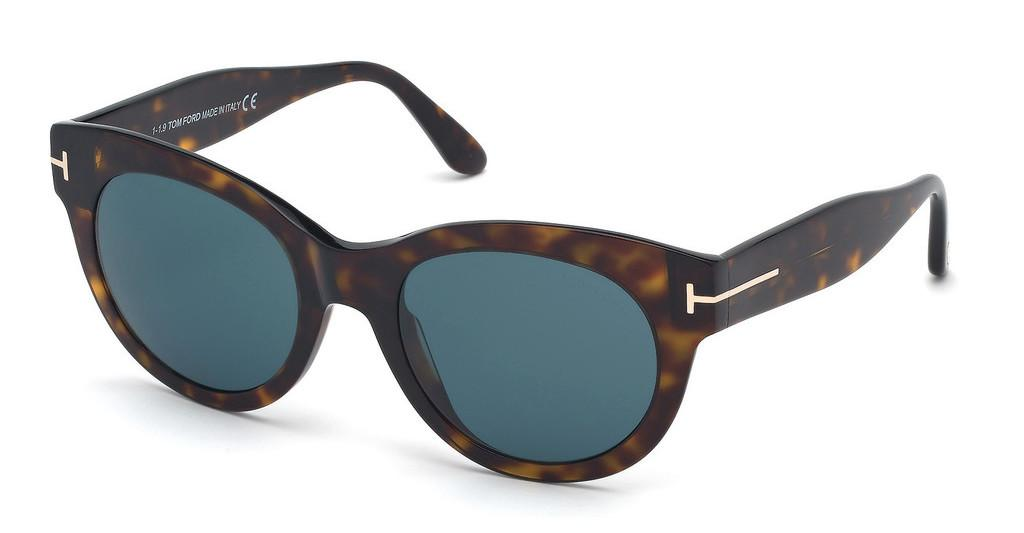 Tom Ford   FT0741 52N grünhavanna dunkel