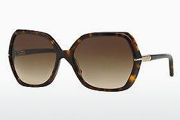 Solglasögon Burberry BE4107 300213 - Brun, Havanna