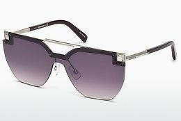 Solglasögon Dsquared DQ0275 16T - Silver, Shiny, Grey