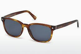 Solglasögon Ermenegildo Zegna EZ0075 53V - Havanna, Yellow, Blond, Brown