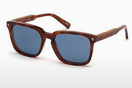 Solglasögon Ermenegildo Zegna EZ0119 53V - Havanna, Yellow, Blond, Brown