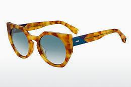 Solglasögon Fendi FF 0151/S 2J3/EZ - Orange, Brun, Havanna, Gul