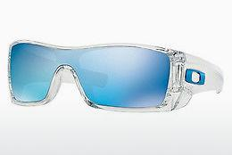 Solglasögon Oakley BATWOLF (OO9101 910107) - Transparent, Vit