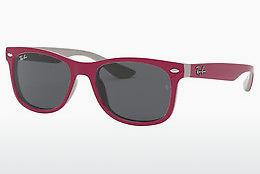Solglasögon Ray-Ban Junior Junior New Wayfarer (RJ9052S 177/87) - Röd