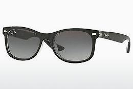 Solglasögon Ray-Ban Junior Junior New Wayfarer (RJ9052S 702211) - Svart, Transparent
