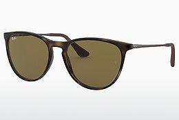 Solglasögon Ray-Ban Junior RJ9060S 700673 - Brun, Havanna